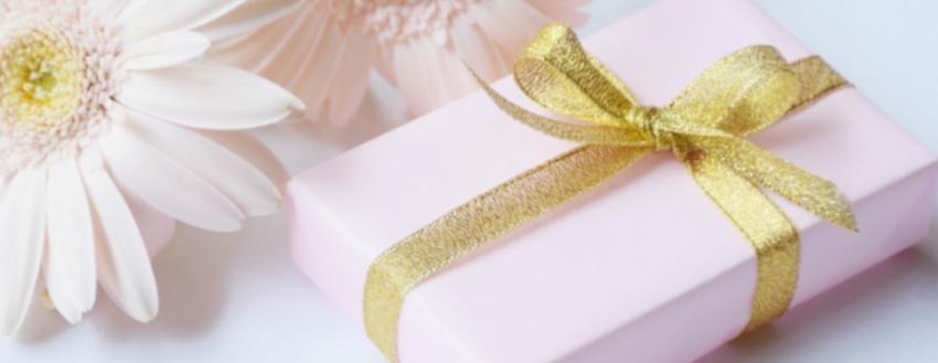 贈り物イメージ